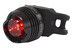 RFR Diamond takavalo red LED , musta